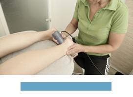 Ultraschall Therapie